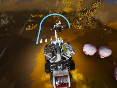 Cazzeggiando su astroneer
