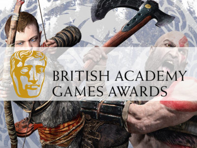 Nominees Announced for the 2019 British Academy Games Awards