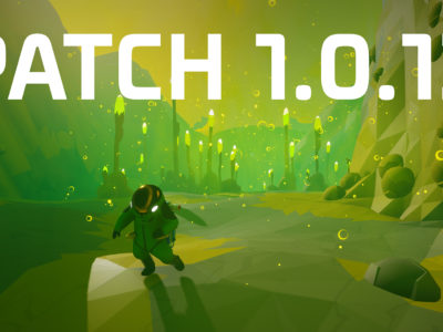Patch 1.0.13 is live!