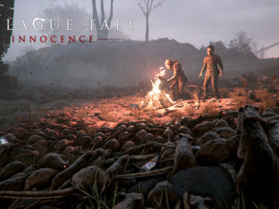 Get to Know Amicia and Hugo in A Plague Tale: Innocence