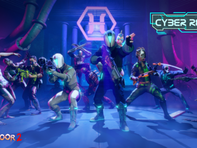Played The Cyber Revolt Beta? Take the Survey!