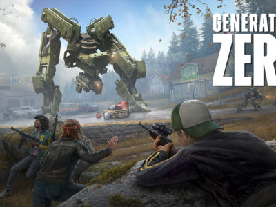 Watch Humanity Take On Hostile Mechs with Retro Guns in Generation Zero's Launch Trailer