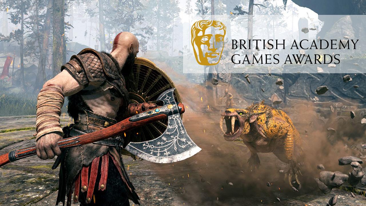 2019 British Academy Games Awards Best Game: God of War
