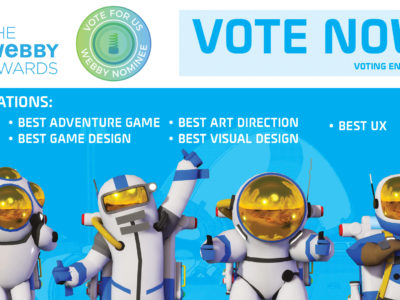 Vote for Astroneer now!