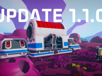 Update 1.1 is live!