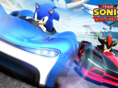 Team Sonic Racing Celebrates Upcoming Launch with New Trailer