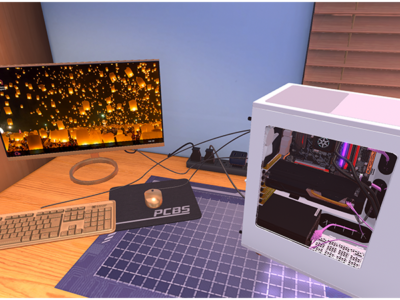 PC Building Simulator Update v1.3 – Swapping monitors, new parts and some fixes!