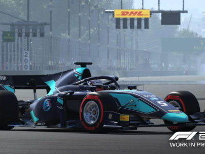 F1 2019 will Finally Feature Official Driver Transfers