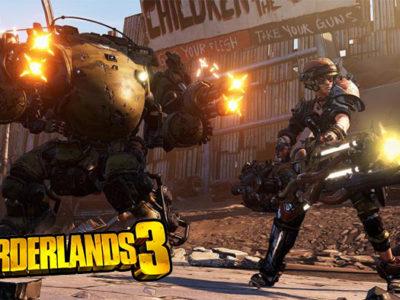 New Borderlands 3 Trailer Celebrates the Joy of Co-op
