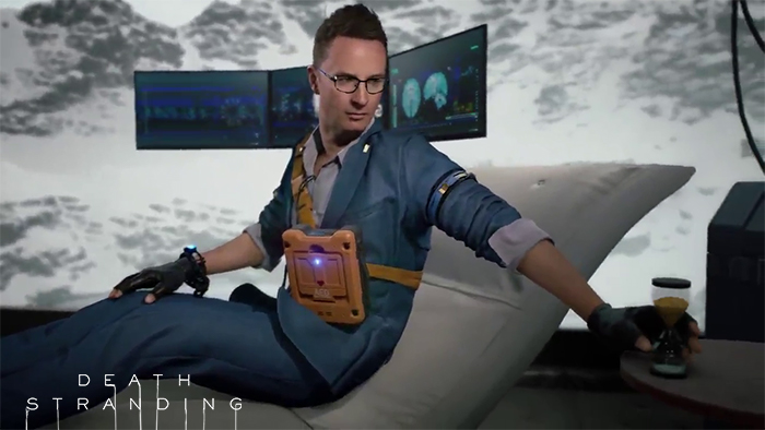 Death Stranding: Heartman