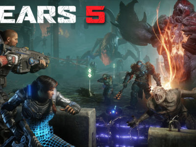 You can Pre-Load the Gears 5 Technical Test Client Right Now
