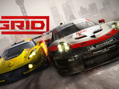 GRID PC System Requirements Announced