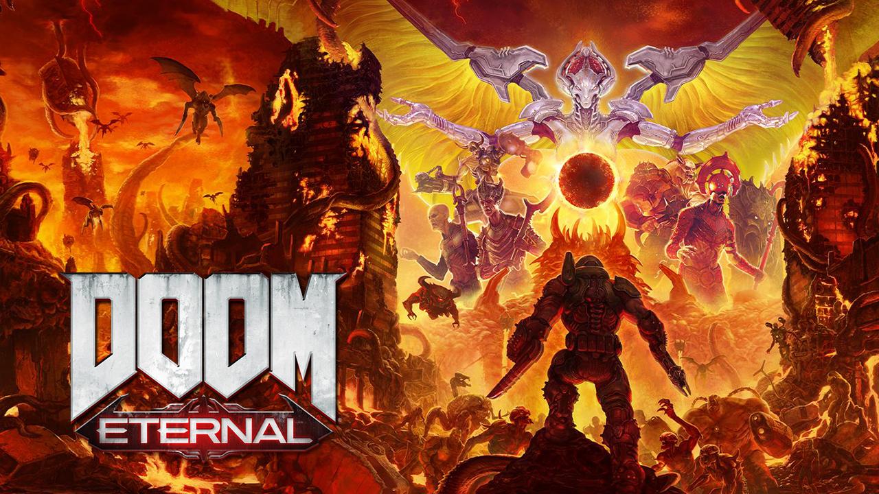 Doom Eternal Battlemode