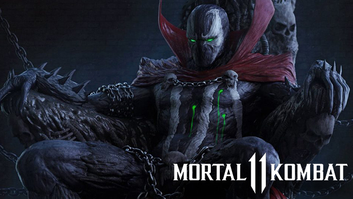 Mortal Kombat 11: Spawn