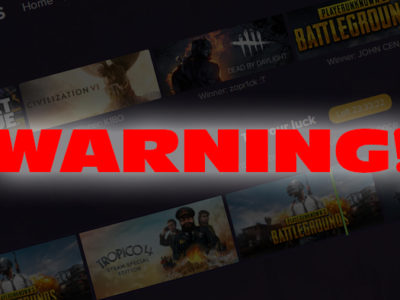 A New Phishing Scam is Targeting Steam Accounts
