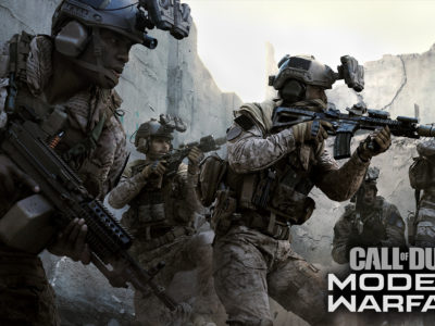 Call of Duty Modern Warfare Beta and Crossplay Details Announced