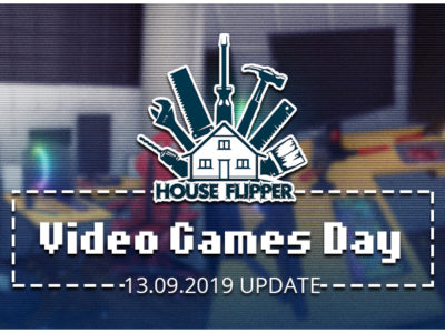 Video Games Day update!