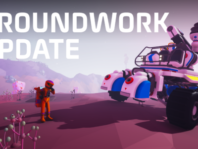 The Groundwork Update is Live!