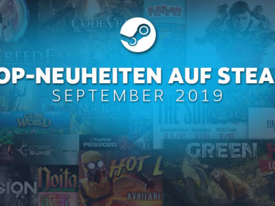 Top-Neuheiten im September 2019
