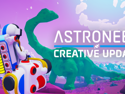 Creative Update Is Live!