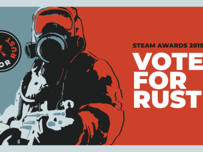 Steam Awards – Rust Nomination
