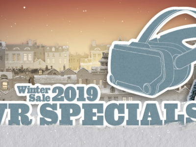 Save on VR Titles During the 2019 Steam Winter Sale