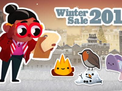 2019 Steam Winter Sale Update