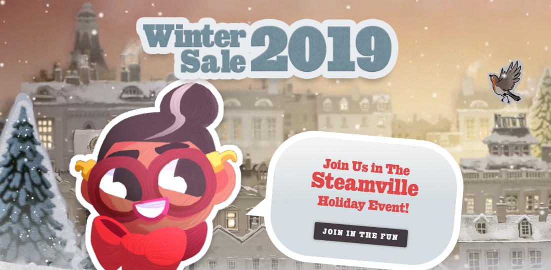 Steam Winter Sale 2019