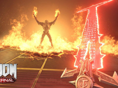 Doomguy Takes on Hell in New Doom Eternal Trailer