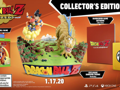 Dragon Ball Z Kakarot Collector's Edition is More Expensive in the UK, Here's Why!
