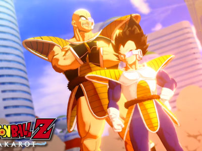 Vegeta Admits Goku is Number 1 in Dragon Ball Z Kakarot's New Trailer