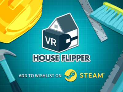 House Flipper VR is almost there!