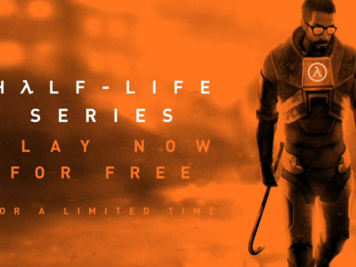 Play All Half-Life Games for Free Right Now