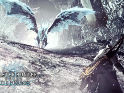 Monster Hunter World Iceborne Expansion is Now on PC