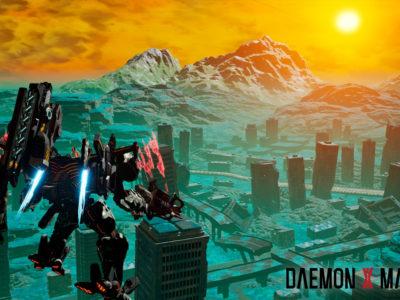 Daemon X Machina PC Launch Date Announced