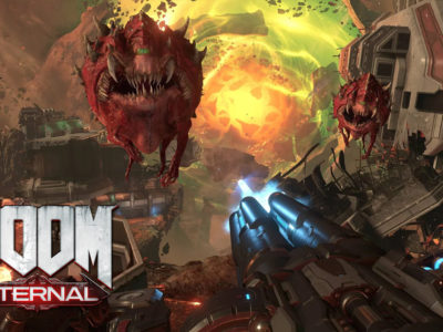 Here's How Weapon Mods and Suit Upgrades Work in Doom Eternal