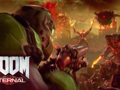Here's a Taste of Doom Eternal's Multiplayer Battlemode