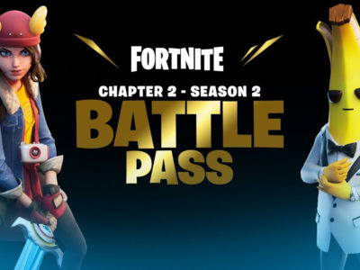 Fortnite Chapter 2 Season 2 Launches with Spy-themed Skins