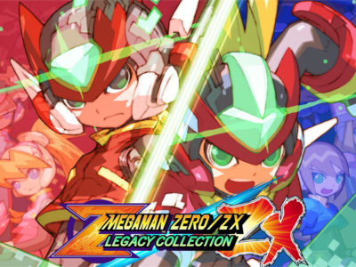 Mega Man Zero/ZX Legacy Collection File Size and PC System Requirements