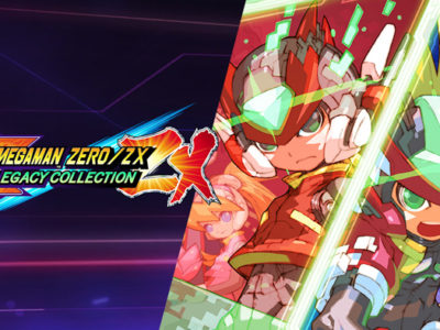 Mega Man Zero/ZX Legacy Collection will Add New Minigame in Day 1 Patch