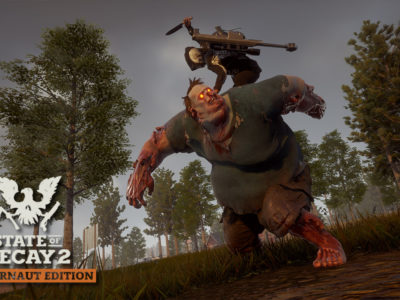 State of Decay 2 Juggernaut Edition Coming Next Month