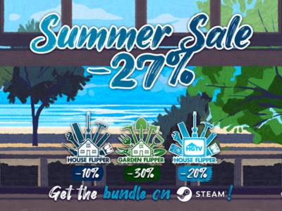 It's the Steam Summer Sale!!