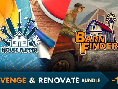 Barn Finders – 15% Loyalty Discount and -10% Bundle with House Flipper!