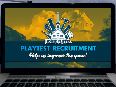 We're recruiting for playtests!