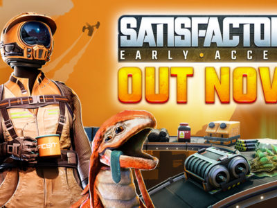 Satisfactory OUT NOW!