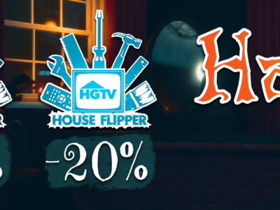 The Halloween sale is on!