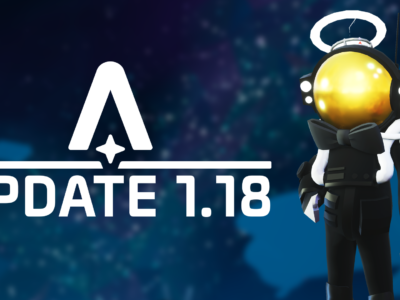Update 1.18 is Live!