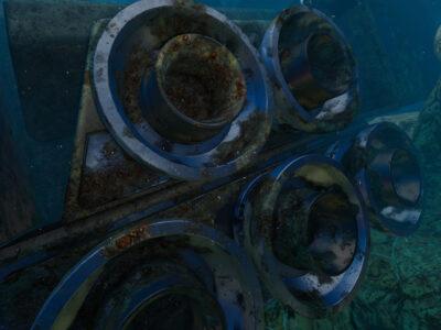 Below Zero Seaworthy Update