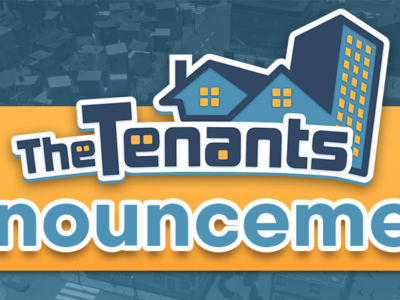 The Tenants are coming in Early Access!