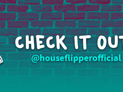 House Flipper's TikTok and Pets DLC survey!